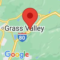 Map of Alta, CA US