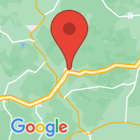 Map of Angelica, NY