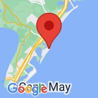 Map of Avalon NJ US