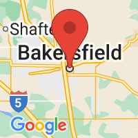 Map of BAKERSFIELD CA US