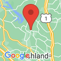 Map of Beaverdam, VA