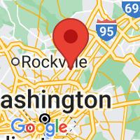 Map of CALVERTON MD US