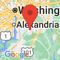 Map of CLINTON MD US