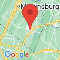 Map of Charles Town, WV