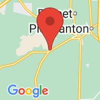Map of Charlotte, TX
