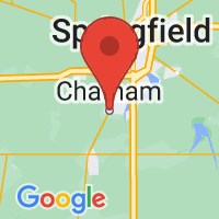 Map of Chatham IL US