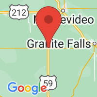 Map of Clarkfield MN US
