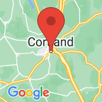 Map of Cortland, NY US