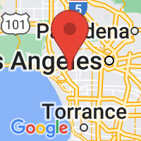 Map of Culver City CA US