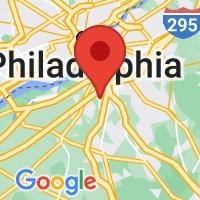 Map of Deptford NJ US