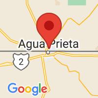 Map of Douglas, AZ