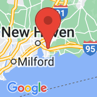Map of East haven CT US