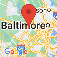 Map of Ellicott City MD US