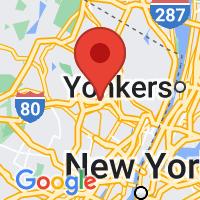 Map of Elmwood Park, NJ