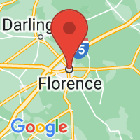 Map of FLORENCE OR US