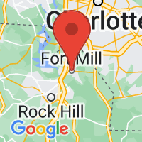 Map of FORT MILL SC US