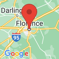 Map of Florence SC US
