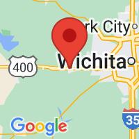 Map of Goddard, KS US