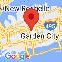 Map of Hicksville NY US