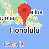 Map of Honolulu, HI US