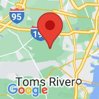 Map of Jackson NJ US