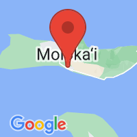 Map of Kaunakakai, HI