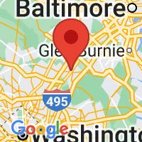 Map of Laurel 236, MD US