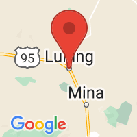 Map of Luning, NV