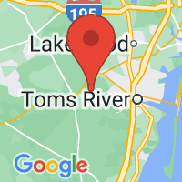 Map of Manchester Tw NJ US