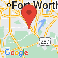 Map of Mansfield TX US
