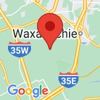 Map of Maypearl, TX