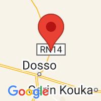 Map of Mokko MN US