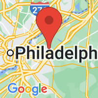 Map of Moorestown NJ US