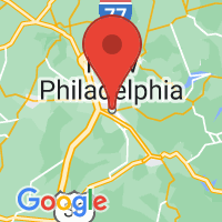 Map of New Philadelphia OH US