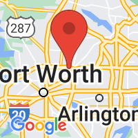Map of North Richland Hills TX US