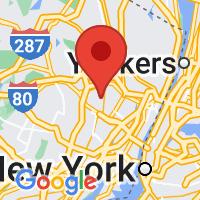 Map of Passaic NJ US