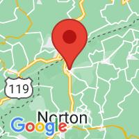 Map of Pound, VA