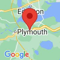 Map of ROPER NC US