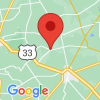 Map of Raymond, OH