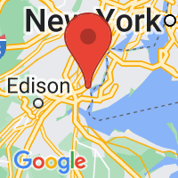 Map of SEWAREN NJ US