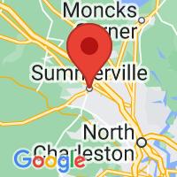 Map of SUMMERVILLE SC US