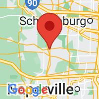 Map of Saint Charles, IL