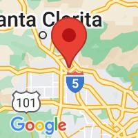 Map of San Fernando, CA US