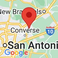 Map of Schertz TX US