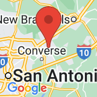 Map of Schertz, TX US