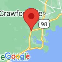 Map of Sopchoppy, FL