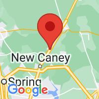 Map of Splendora, TX