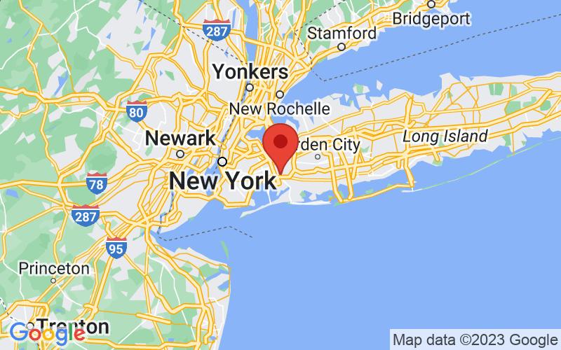 Map of Springfield Gardens, NY US