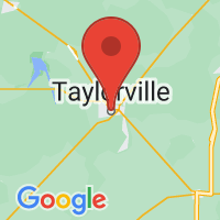Map of Taylorville IL US