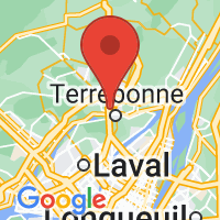 Map of Terrebonne QC US